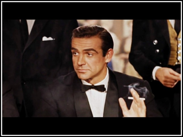 James Bond Cool